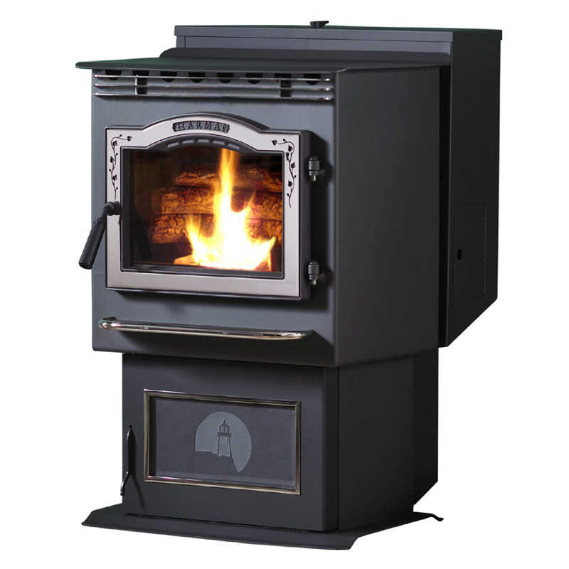 Harman P61 Pellet Stove Review Wood Pellet Facts