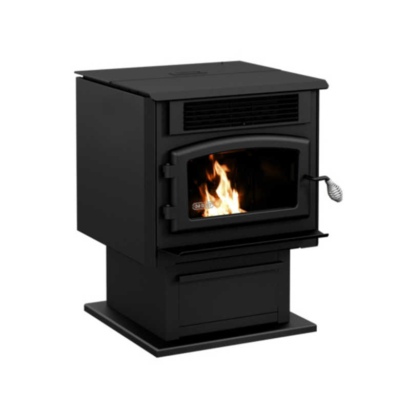 Drolet Eco 45 Pellet Stove Review Wood Pellet Facts