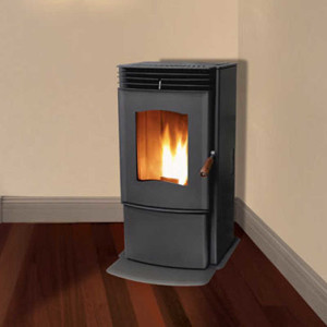 enviro mini wood pellet stove
