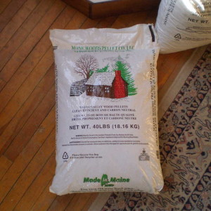 maine woods pellets