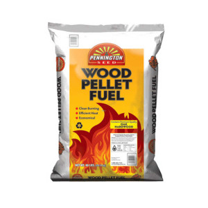 pennington wood pellets