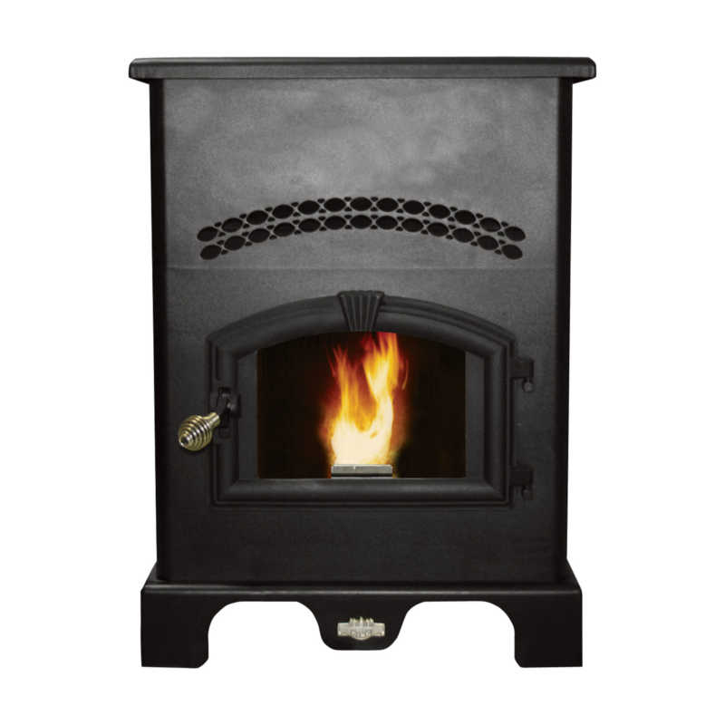 Pellet Stove Review United States Stove 5500m Wood