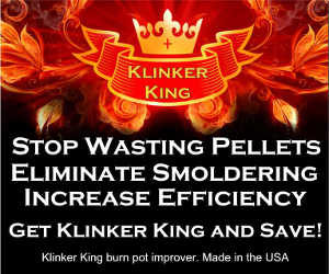 Klinker King burn pot improver